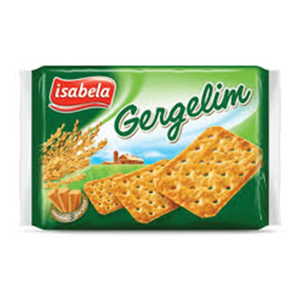 Bolacha Cracker Gergelim
