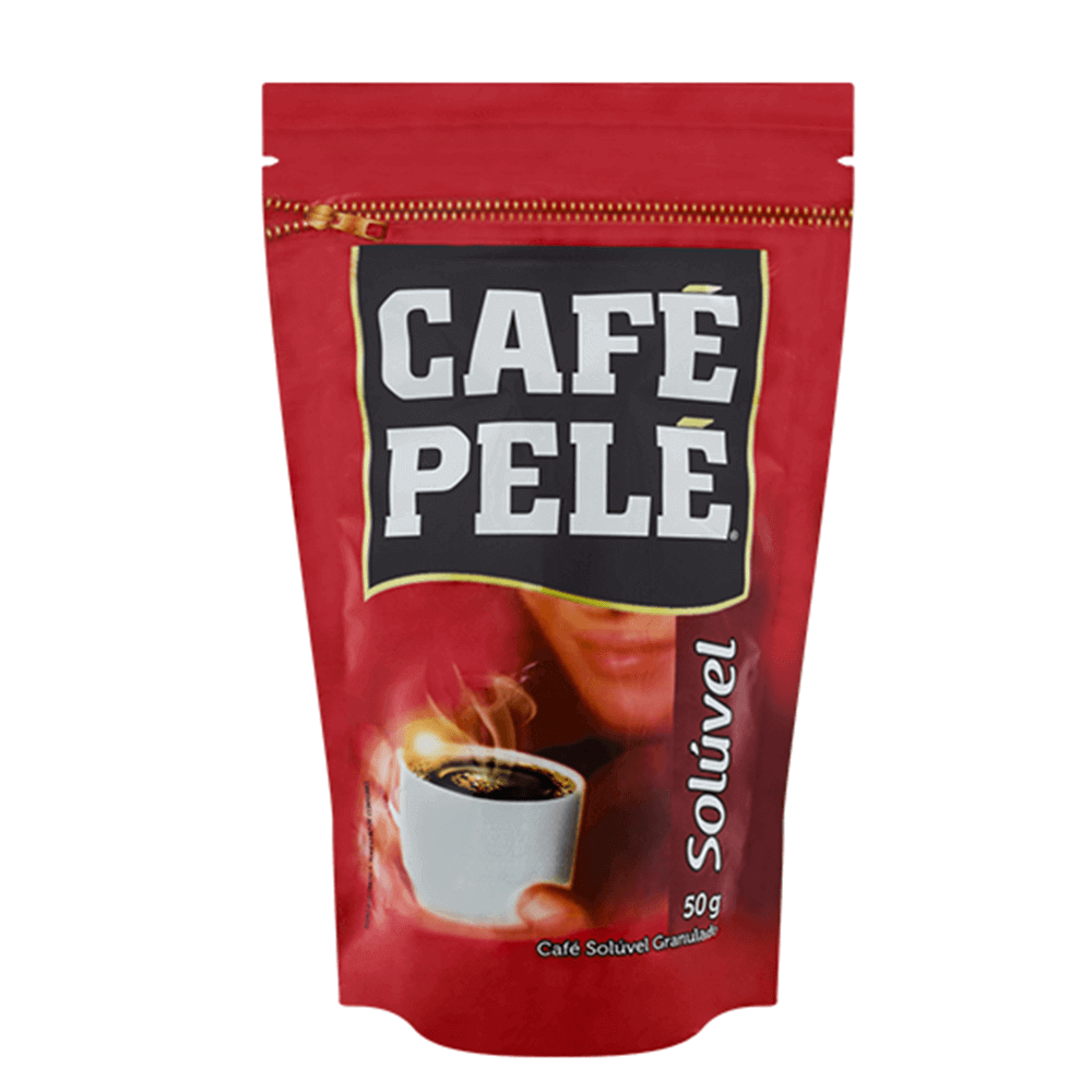 Café Solúvel 50g