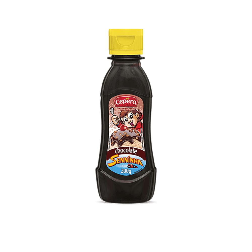 Cobertura Chocolate Senninha