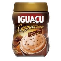 Cappuccino Confeitos Chocolate