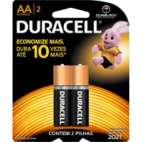 Pilha Duracell